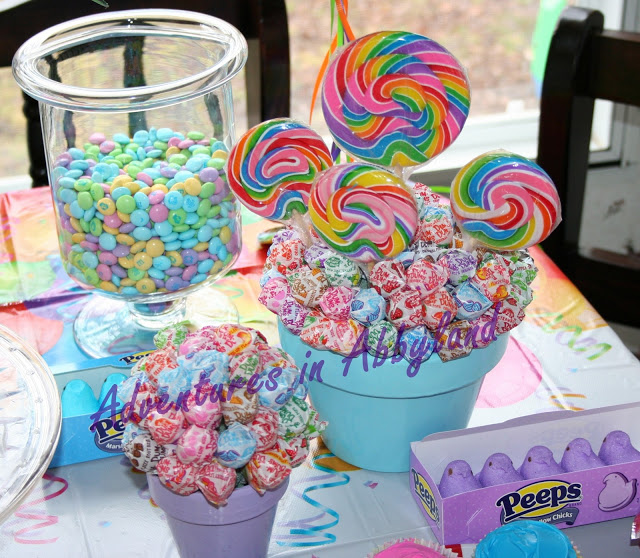 A Candy Party