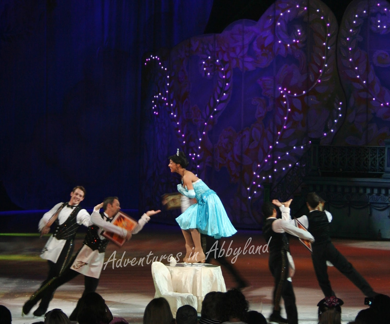 Our Disney On Ice Dare To Dream Experience