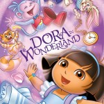 Dora in Wonderland DVD
