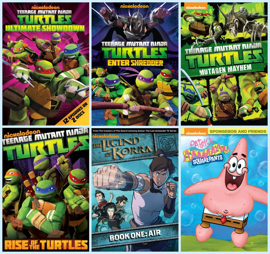 PicMonkey Collage DVDS